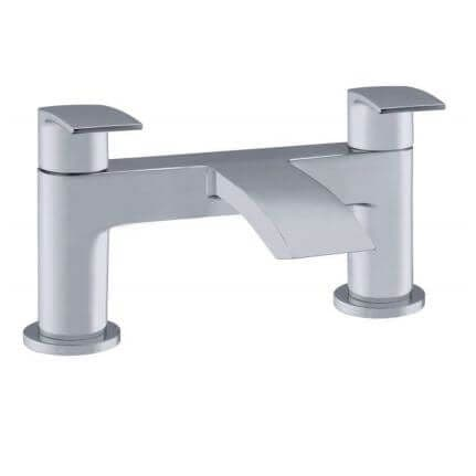 Jupiter Milla Chrome Bath Filler Tap TF9905