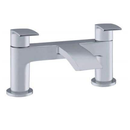 Jupiter Milla Chrome Bath Filler Tap TF9905