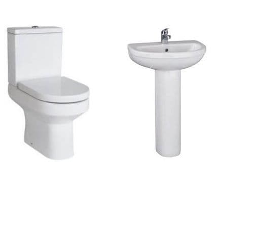 Jupiter Montego Four Piece Bathroom Suite