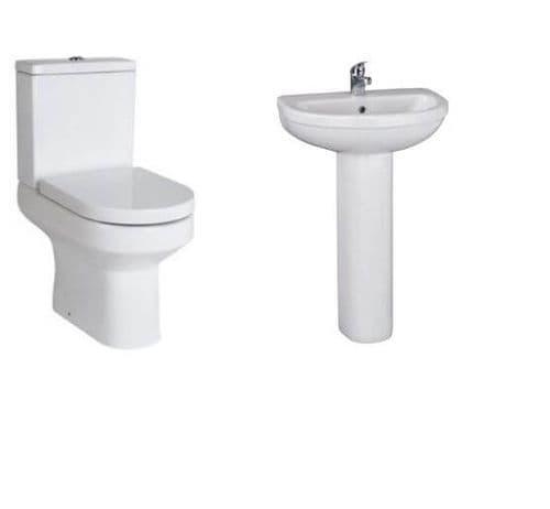 Jupiter Montego Four Piece Bathroom Suite