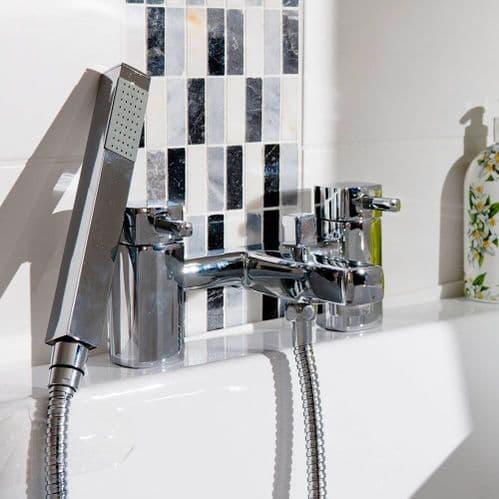 Jupiter Nero Bath Shower Mixer Tap NER002