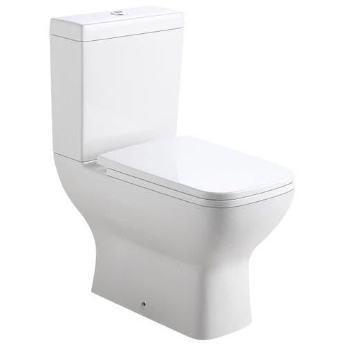 Jupiter Olivia Square Close Coupled Toilet