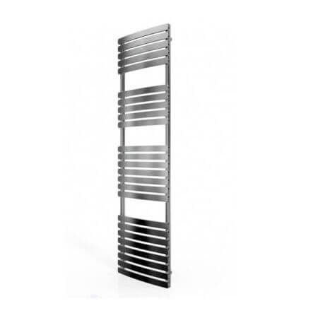 Jupiter Orchid Chrome Vertical Designer Towel Rail Radiator L 1700mm x W 500mm