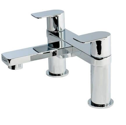 Jupiter Pacific Chrome Bath Filler Tap