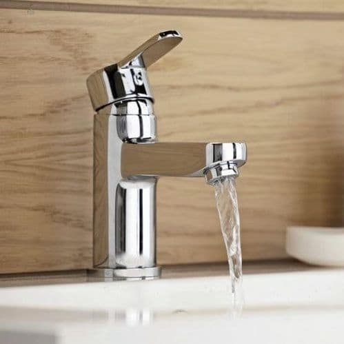 Jupiter Pop Chrome Basin Mixer Including Pop Up Waste TF8302