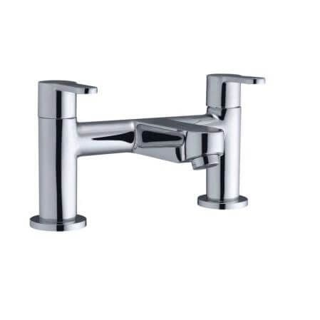 Jupiter Pop Chrome Bath Filler Tap - TF8305