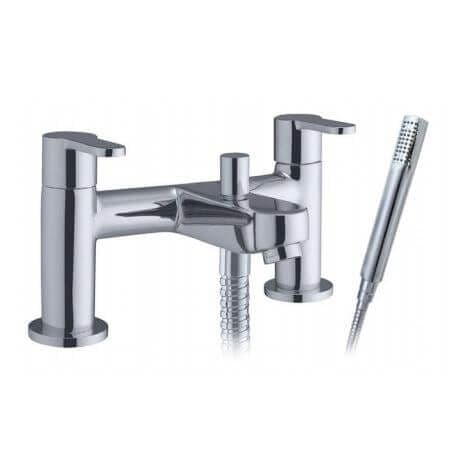 Jupiter Pop Chrome Bath Shower Mixer - TF8301