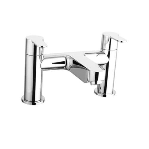 Jupiter Roma Chrome Bath Filler ROM003