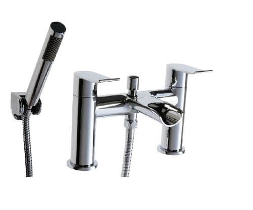 Jupiter Sandy Chrome Bath Shower Mixer