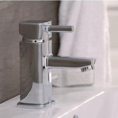 Jupiter Sophie Chrome Basin Mixer Including Pop Up Waste TF8102