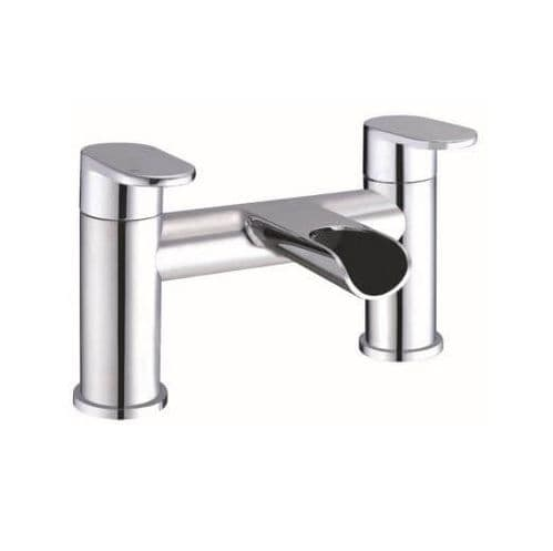 Jupiter Spa Chrome Waterfall Bath Filler Tap - TF2005