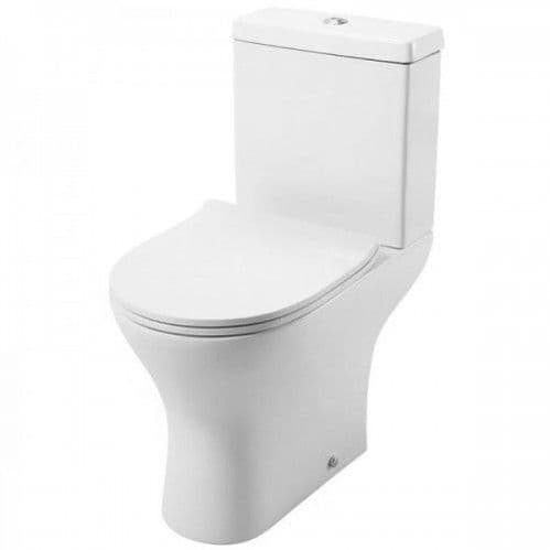 Jupiter Spek Close Coupled Cistern and Pan With Slimline Seat - SPEK001