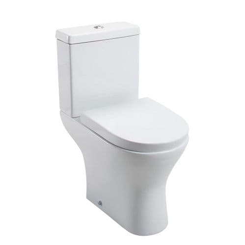 Jupiter Spek Close Coupled Cistern and Pan With Wrapover Seat - SPEK005