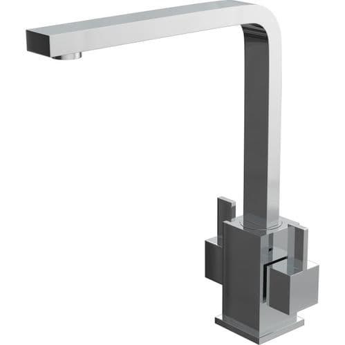 Jupiter Square Dual Lever Mono Kitchen Sink Mixer Tap  KTA015