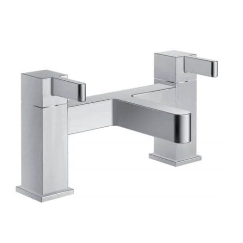 Jupiter Vertu Chrome Bath Filler Tap - TF8405