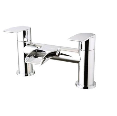 Jupiter Vigo Chrome Waterfall Bath Filler VIG003