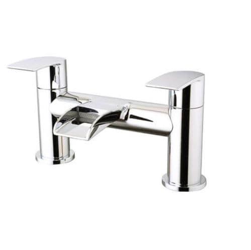 Jupiter Vigo Chrome Waterfall Bath Filler VIG003