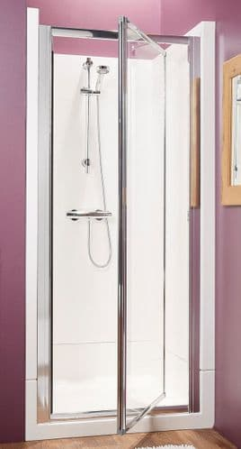 Kubex Eclipse Leak Proof  Shower Cubicle with Pivot Door 900mm x 900mm