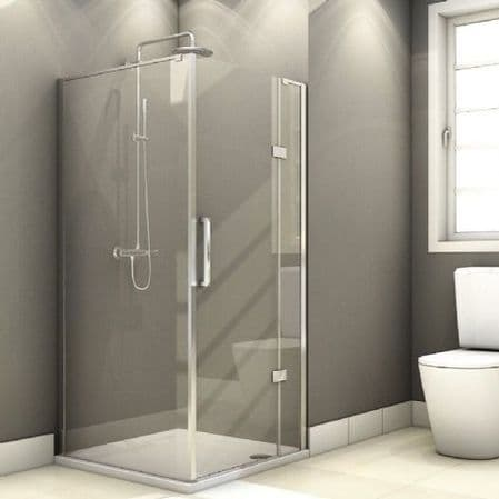 Pivot / Hinged Door Shower Enclosures