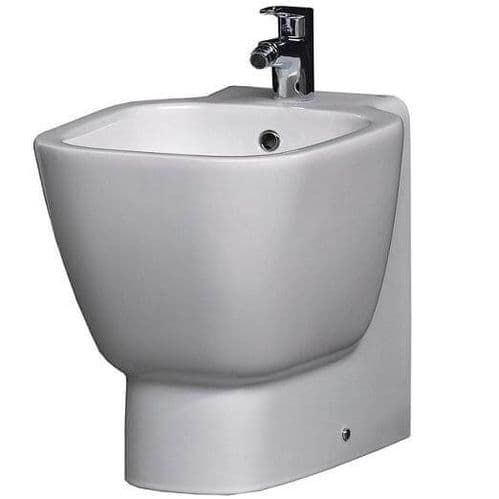 Rak Elena Back To Wall Bidet 365 x 520 x 410mm