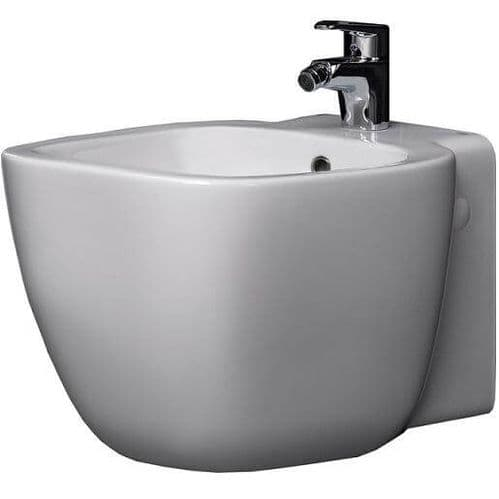 Rak Elena Wall Hung Bidet 365 x 520 x 330mm