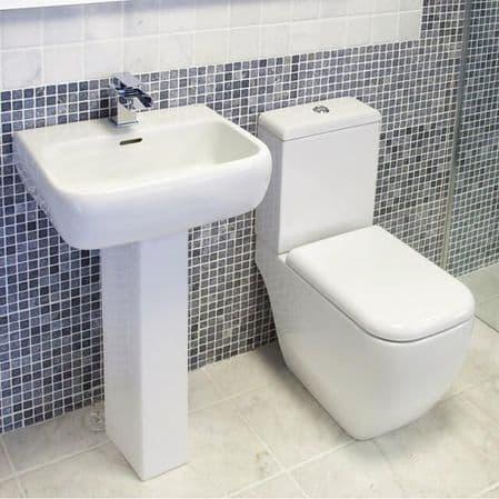 RAK Metropolitan Bathroom Suite