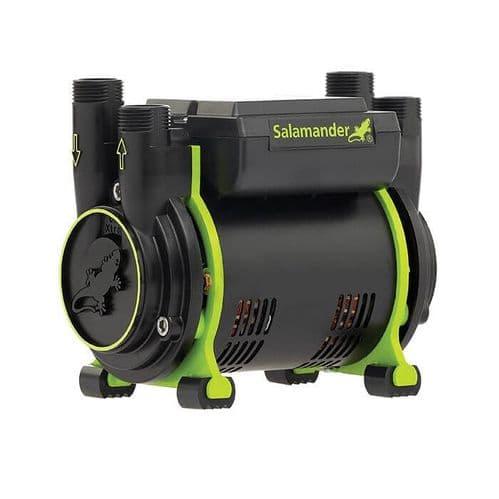 Salamander CT75 Xtra Twin Shower Pump Regenerative Positive head 2.1 Bar