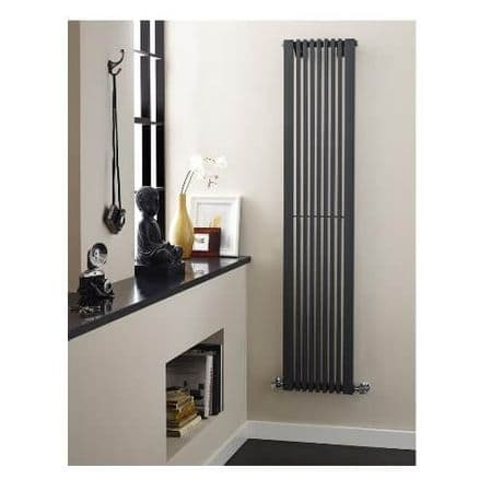 Vertical Anthracite Radiators