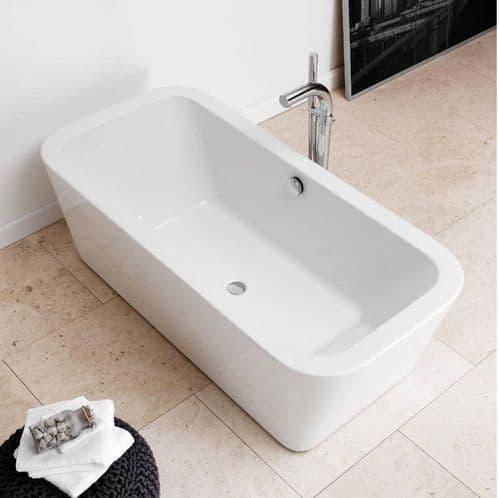 Waters Baths Bracken 1670mm x 800mm Double Ended Freestanding Bath Linear