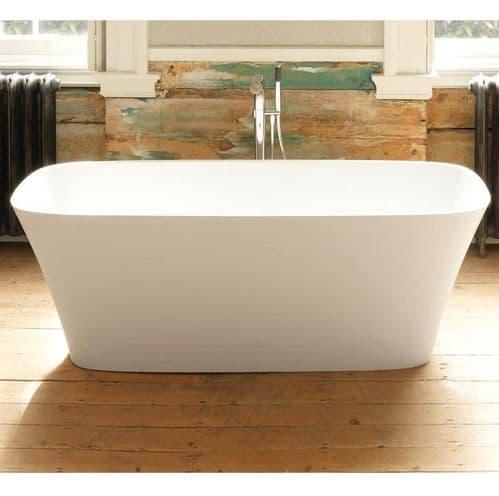 Waters Baths Haze 1700mm x 750mm Double Ended Freestanding Stone Bath Elements