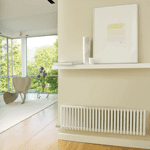 White Column Radiators
