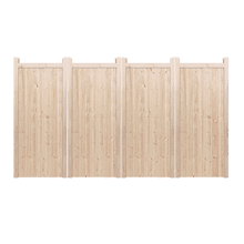 Bi Fold Gates, The Brentwood