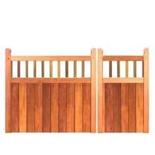 Split Driveway Gates, The Baywood from only