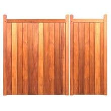 Split Driveway Gates, The Brentwood from only