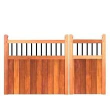 Split Driveway Gates, The Shrewsbury from only